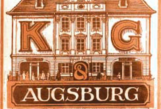 K+G-Logo in der Gründungszeit des Unternehmens um das Jahr 1900